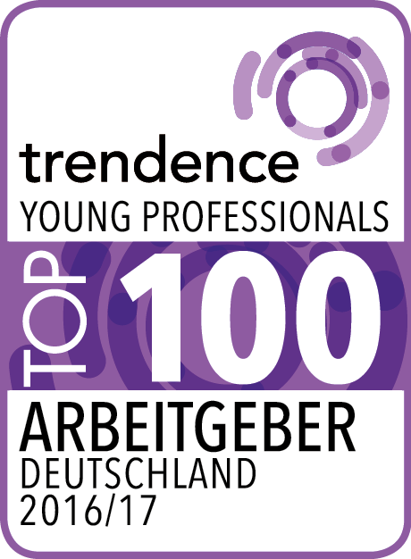 Freudenberg is one of the top 100 most popular employers among German young professionals.