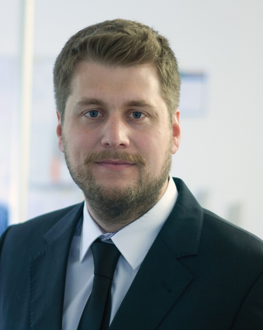 Photo of Fabian Edel, Fraunhofer Institute for Industrial Engineering.